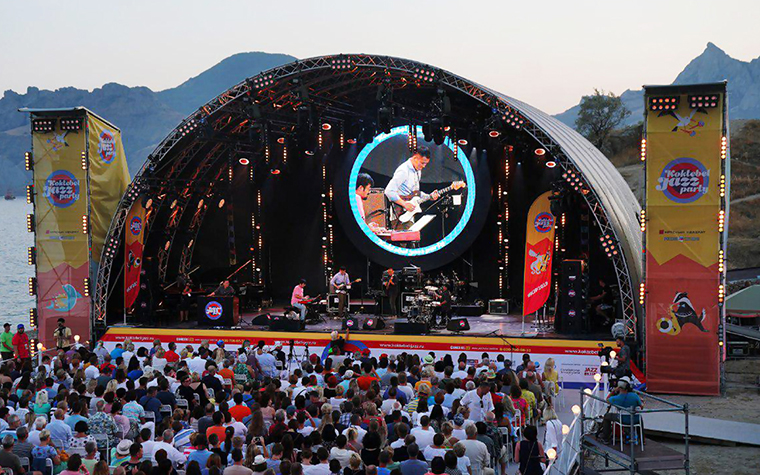 Koktebel Jazz Party — 2019