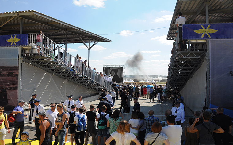 Как пройдет воздушный парад в честь 105-летия ВВС 12 августа