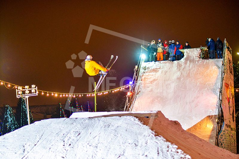 Open Snow Cup 2015 в Татарстане